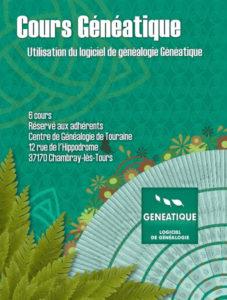15 janvier 2021 - Cours Généatique 6/7