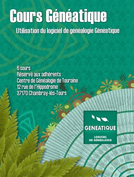 3 décembre 2021 - Cours Généatique 3/6 (au local et à distance)