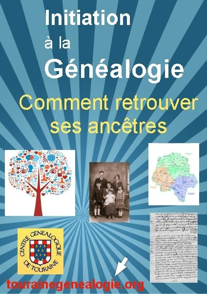 9 octobre 2021 - Bien débuter sa généalogie (au local)