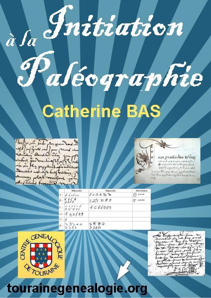 18 février 2021 - Initiation à la paléographie (atelier à distance)